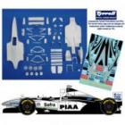 1/20 Tyrrell 026 X-wing 1998 Early Ver.STUDIO27 【Multimedia Kit】