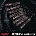 EXO TEMPO Fabric Keyring_DON'T MESS UP MY TEMPO 「SUM」