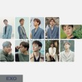 EXO CHEN April and a flower STICKER PACK「SMTOWN&STORE」