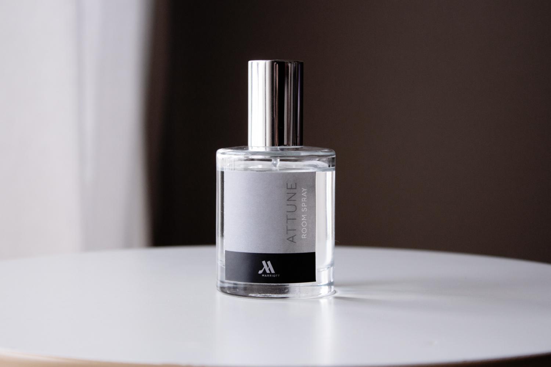 東京マリオットホテル メッシュポーチ